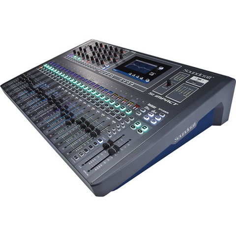 Soundcraft Si Impact 40-input Digital Mixing Console - Sonido Live