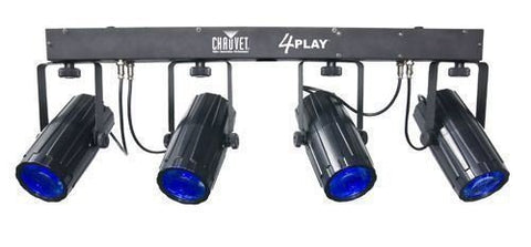 Chauvet DJ 4PLAY 4 x RGBW Moonflower Bar