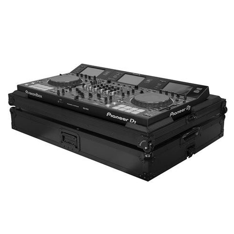 Odyssey FZPIDDJRZXWBL Black Label Low Price DJ Controller Case for Pioneer XDJ-RX2 - Sonido Live