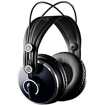 AKG K141 MKII Semi-open Monitoring Headphones - Sonido Live