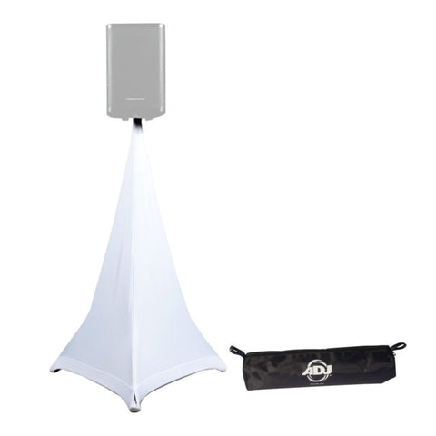 American DJ Event Stand Scrim 3W w/ carrying bag - Sonido Live