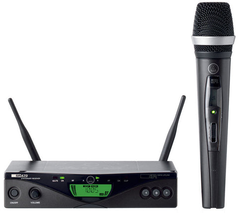 AKG WMS 470 D5 Wireless Handheld System - Sonido Live