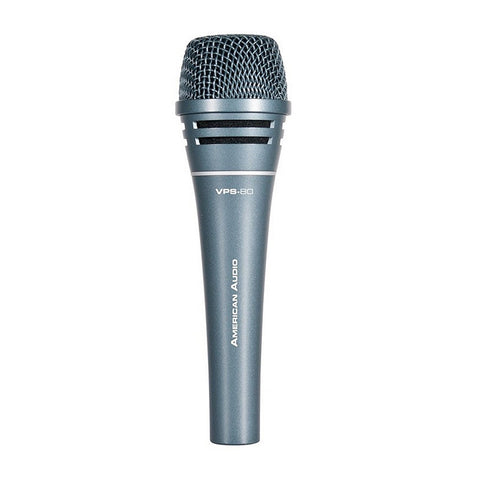 American Audio VPS-80 Dynamic Handheld Microphone