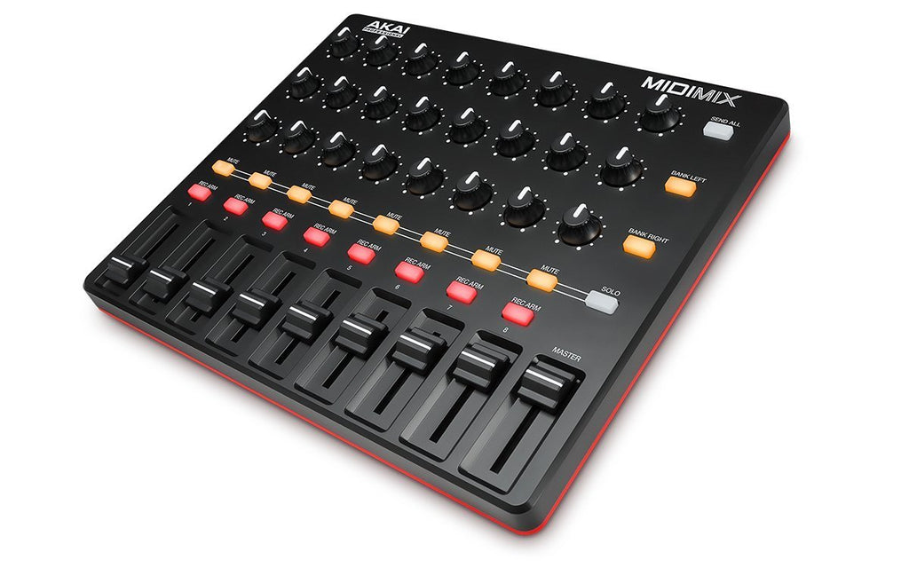 AKAI Professional MIDImix High-Performance Portable USB Mixer / DAW Controller