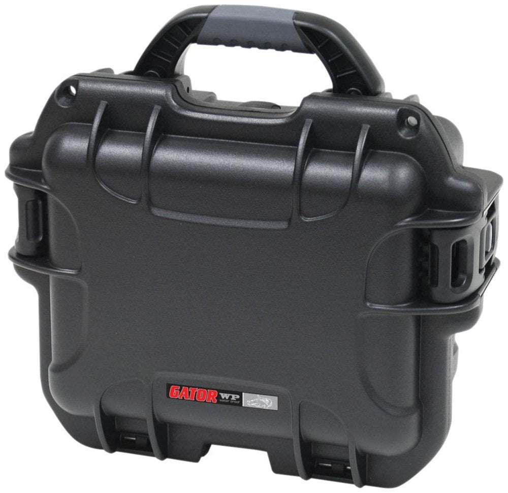 "Gator GU-0907-05-WPDF Titan Series Utility Case with Diced Foam - 9.4"" x 7.4"" x 5.5"""