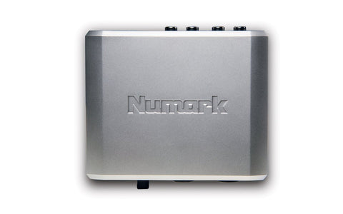Numark DJ iO Multi Channel USB 2.0 Audio Interface - Sonido Live