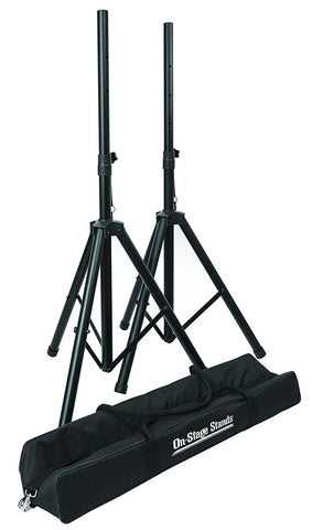 On-Stage On- SSP7750 Compact Speaker Stand Pack