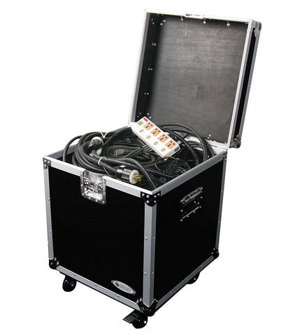 Odyssey FRTP020W Utility Case With Wheels - Sonido Live