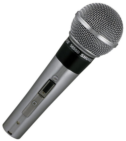 Shure 565SD Dynamic Vocal Microphone