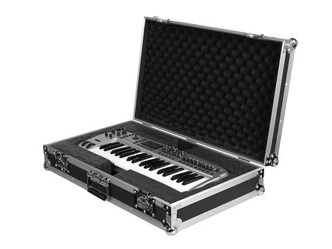 Odyssey FZKB37 Flight Zone Universal 37 Note Keyboard ATA Case