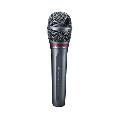 Audio-Technica AE6100 Dynamic Hypercardioid Handheld Microphone
