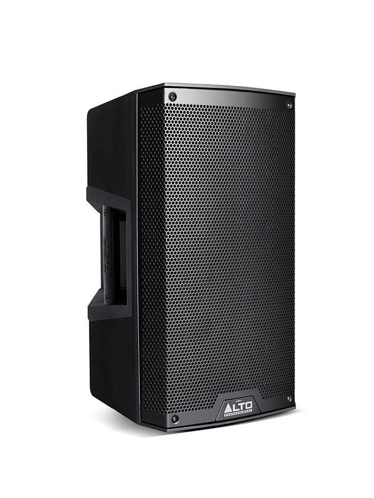 Alto Professional TS210 10-inch 1100W 2-Way Powered Loudspeaker with Integrated Mixer