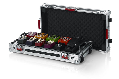 Gator G-TOUR Large Pedal Board with Wheels