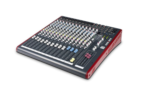 Allen & Heath ZED-16FX Mixer with USB and Effects