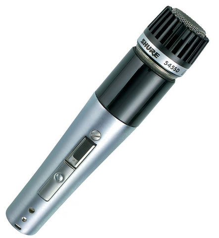 Shure 545SD Dynamic Instrument Microphone