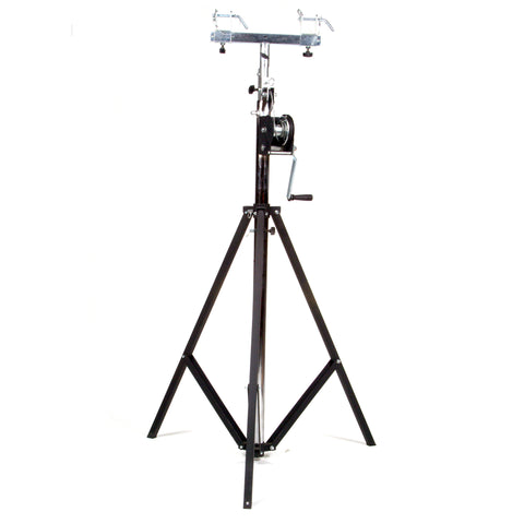 DJ Truss 13-Foot Medium-Duty Crank Stand - Sonido Live