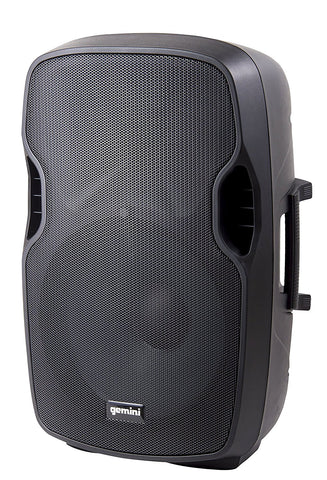 Gemini AS-08P 8-inch Portable Active PA Speaker