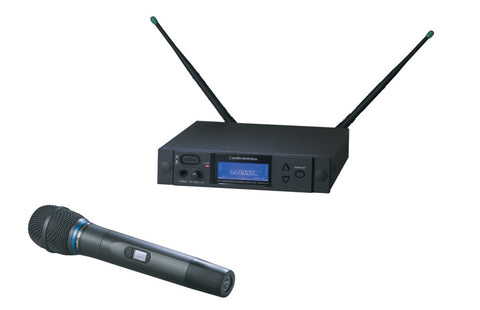 Audio-Technica AEW-4250 Wireless Handheld Microphone System - C Band - Sonido Live