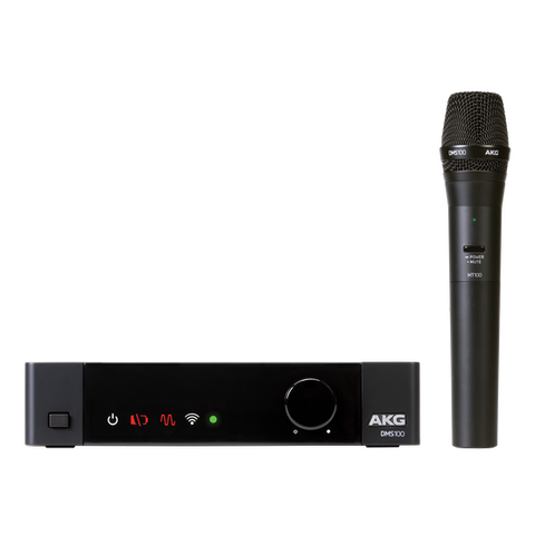 AKG DMS100 Digital Wireless Handheld Microphone System