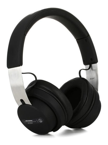 Audio-Technica ATH-PRO7X Closed-back DJ Headphones - Black