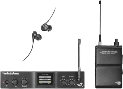 Audio-Technica M2L Wireless In-ear Monitoring System