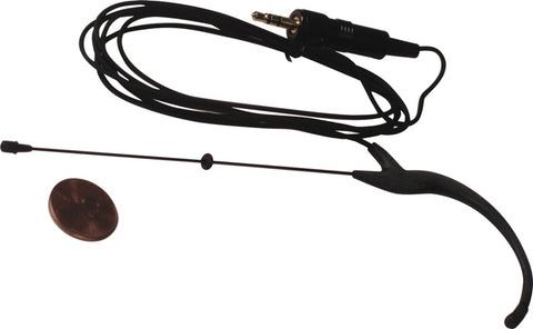 Audio-Technica BP892 MicroSet - Black, Sennheiser termination - Sonido Live