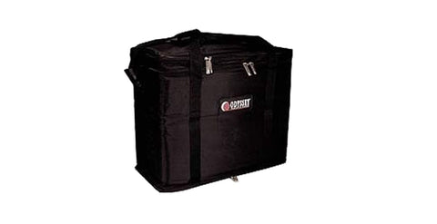 Odyssey BR512 Bag-style 5-Spaces, 12-Inches Deep Rack Case