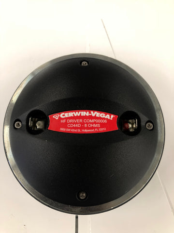 Cerwin Vega COMP00006 Driver CD44D for CVP1152 and CVP2153 Speakers