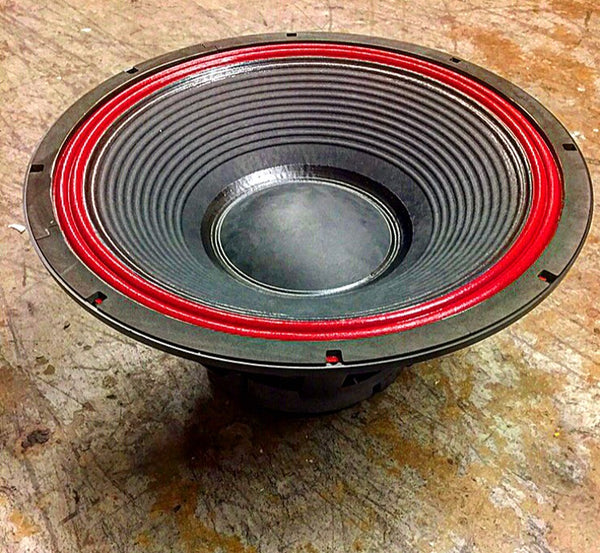 Cerwin Vega Authentic 21 Inch Stroker Woofer From The Ts