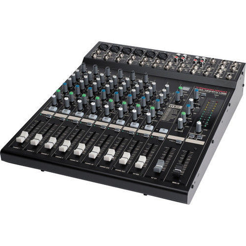 Cerwin Vega CVM-1224FXUSB 12-Channel Rack-Mountable Mixer - Sonido Live