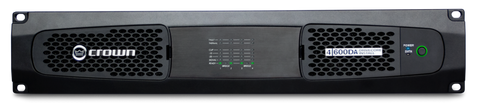 Crown DCi 4|600DA Power Amplifier with Dante