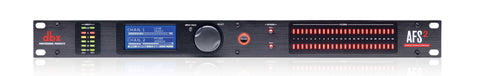 dbx AFS2 Dual Channel Feedback Suppressor w/ LCD - Sonido Live