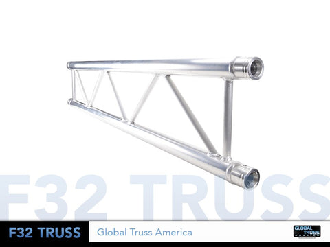 Global Truss IB-4051  - 6.56ft. (2.0m) I-BEAM SEGMENT - Sonido Live
