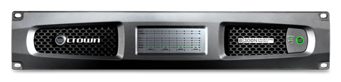 Crown DCi 8|300N Networked Power Amplifier