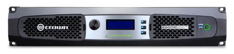 Crown DCi 8|600ND Power Amplifier with AVB