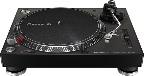 Pioneer DJ PLX-500 Direct-Drive Professional Turntable - Black - Sonido Live