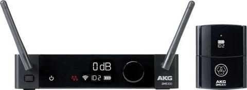 AKG DMS300 Digital Wireless Bodypack System