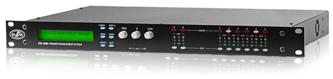 D.A.S. Audio DSP-2060A Audio Processor