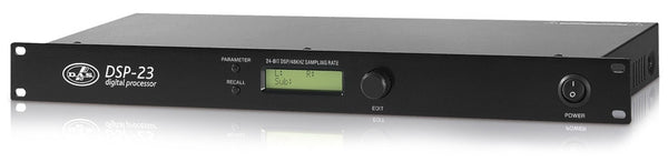 D.A.S. DSP-23 Digital Signal Processor