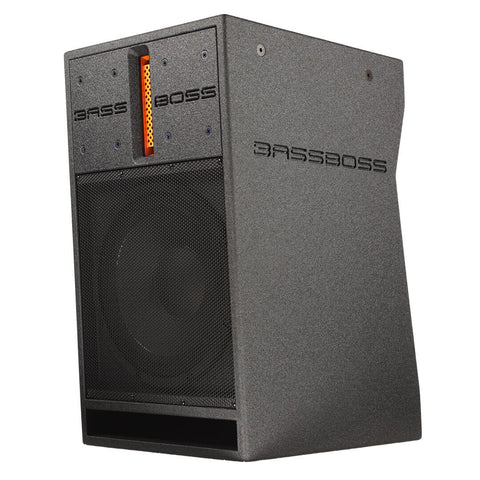 BASSBOSS DV12 Powered MicroMain 3000-Watts Subwoofer - Sonido Live