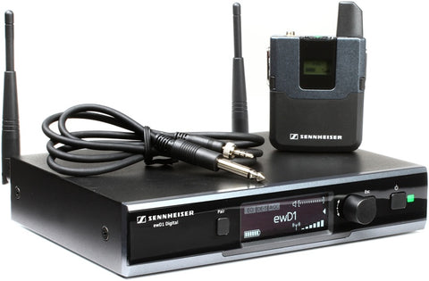 Sennheiser EW D1-CI1 Digital Wireless Instrument System - Sonido Live