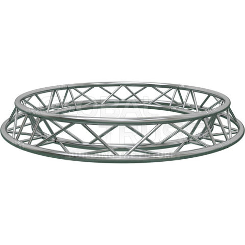 Global Truss TR-C2-180  - 6.56ft (2.0m) CIRCLE / 2 x 180 DEGREE ARCS - Sonido Live