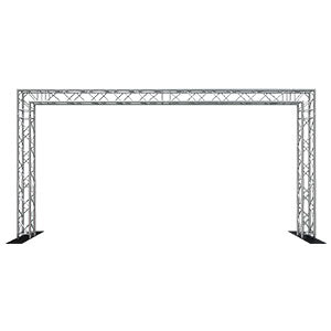 Global Truss F34-GPS 10X20  - GOAL POST SYSTEM 10X20 - Sonido Live