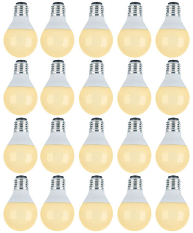 Chauvet Festoon Chauvet FESTOON20 VW Variable White Festoon Bulbs 20-Pack (1 String w/ No Bulbs)