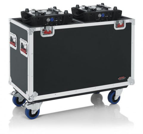 Gator G-TOUR Flight Case For Two 250-Style Moving Head Lights