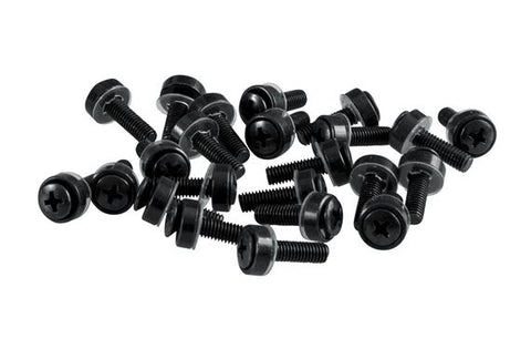 Gator GRW-SCRW050 10/32 Rack Screws - 50-Pack
