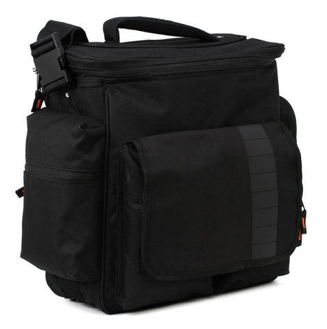 Gator G-CLUB-DJ BAG - DJ Bag for 35 LPs & Serato-Style Interface
