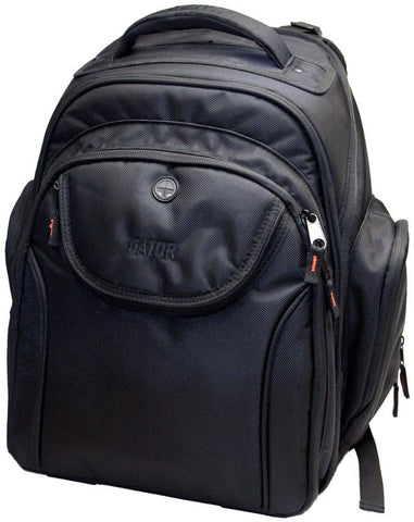 Gator G-CLUB Backpack-LG - Large G-CLUB Style Backpack