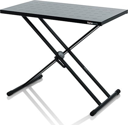 "Gator Utility Table Top and ""X""-Style Stand Set"