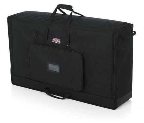 "Gator G-LCD-TOTE-LGX2 Padded Dual Transport Bag for 40"" - 45"" LCD Screens"